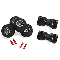 Motorworks Vehicle Accessory Kit - Monster Wheels 1.0