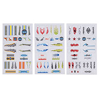 Motorworks Vehicle Accessory Kit - Custom Car Decals 1.0