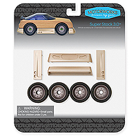 Motorworks Vehicle Accessory Kit - Super Stock