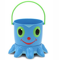 Flex Octopus Pail and Sifter