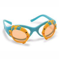 Finney Fish Flip-Up Sunglasses