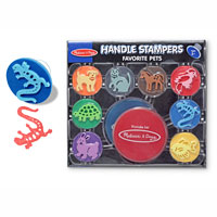 Favorite Pets Stampers Stamp Set