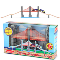 Skyline Suspension Bridge