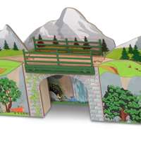 Mountain Bridge and Tunnel