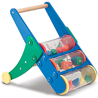 Rattle & Roll Push Toy