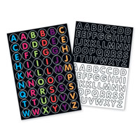 Trunki Sticker Pack - Letter/Number