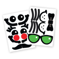 Trunki Sticker Pack - Facial Express