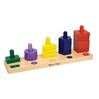 Stack & Sort Board