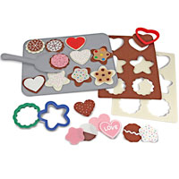 Felt Food - Cookie Decorating Set