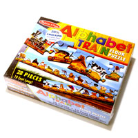 Alphabet Train (28 pcs)