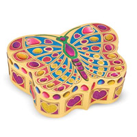 Peel & Press Mosaics - Jewelry Box