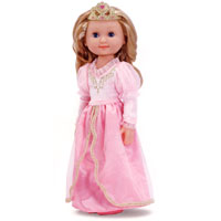 Celeste - 14 inch Princess Doll