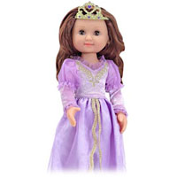 Larissa - 14 inch Princess Doll