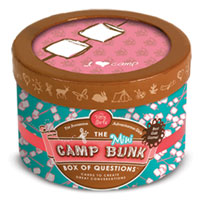 Camp Bunk Box of Questions - Mini