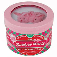 Slumber Party Box of Questions - Mini