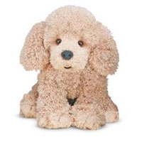 Permley Tan Poodle
