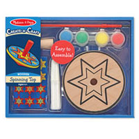 Create-a-Craft Spinning Top