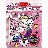 My First Paint with Water - Pink