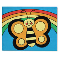 Canvas Creations -  Butterfly