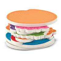 Seafood Sandwich Stacking Game