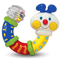 Twisting Inchworm Rattle