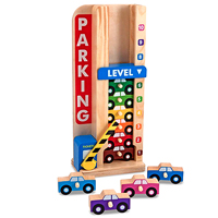 Stack & Count Parking Garage