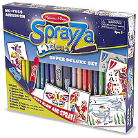 Sprayza - Super Deluxe Set