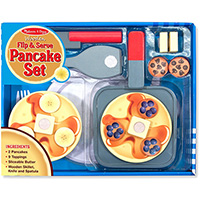 Flip & Serve Pancakes Set