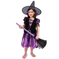 Witch Role Play Set