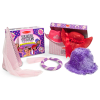 Terrific Toppers! Dress-Up Hats - Pink/Purple