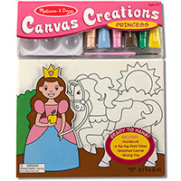 Canvas Creations - Princess