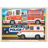 To The Rescue! Jigsaw 24pc