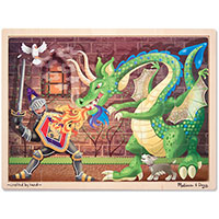 Dragon Jigsaw 48pc