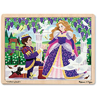 Prince and Princess Jigsaw (24pc)