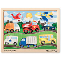 On the Road Jigsaw (12 pcs)