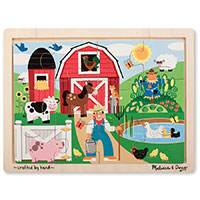 Farm Fun Jigsaw (12 pcs)