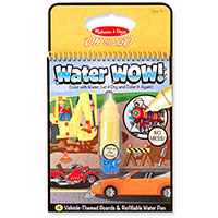 On the Go Water Wow! - Vehicles