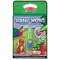 On the Go Water Wow! - Animals