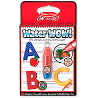 On the Go Water Wow! - Alphabet