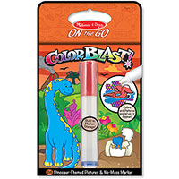 On the Go ColorBlast - Dinosaur