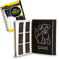 Drawing Book - Pets