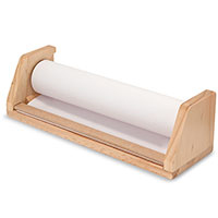 Tabletop Paper Roll Dispenser