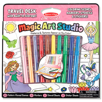 On the Go Magic Art Studio - Pink