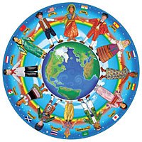Children Around the World (48 pcs)