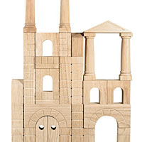 Architectural Unit Block Set