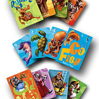 Animal Card Games