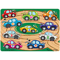Magnetic Towing Puzzle