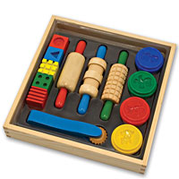 Shape, Model and Mold Play Set