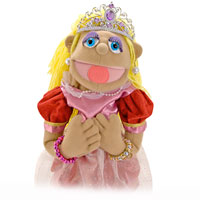 MYO Princess Puppet