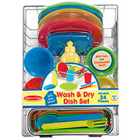 Wash and Dry Dish Set